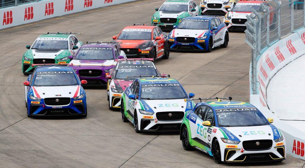 HTML5 car racing game
